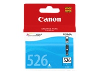 CANON CLI-526c Ink cyan for Pixma iP4850 MG5150 MG5250 MG6150 MG8150