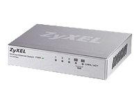 ZYXEL ES-105A Unmanaged Desktop Switch with 5x10/100-T Noiseless
