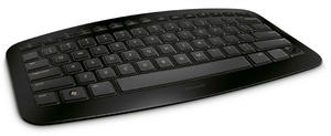 MICROSOFT	ARC KEYBOARD WIRELESS KEYBOARD